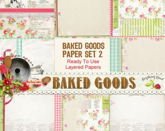 Baked Goods 2 Papers