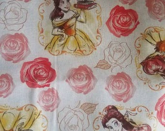 Belle / Beauty and the Beast book sleeve
