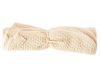 Premium Washcloths - Ultra Soft Organic Cotton, 3-pack