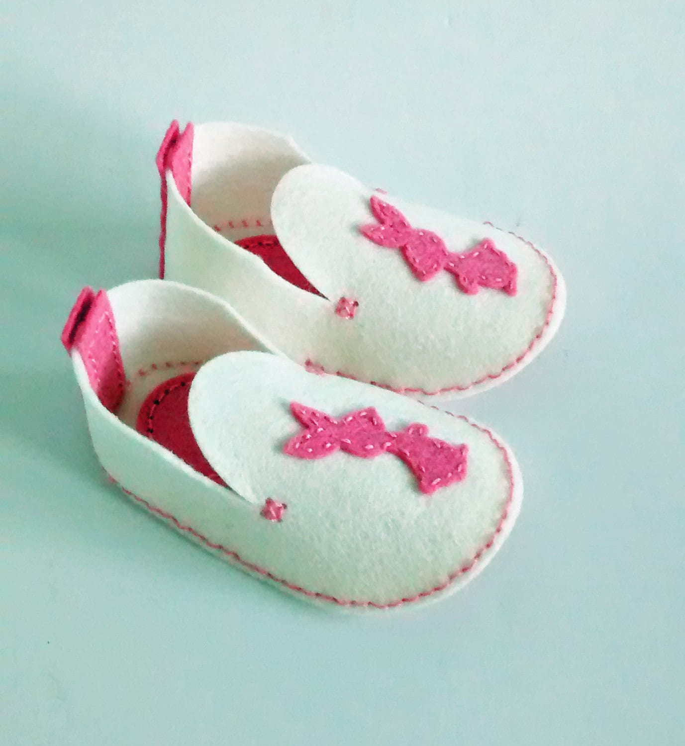 Baby easter gift felt baby shoes baby shoes girl girl zoom negle Gallery
