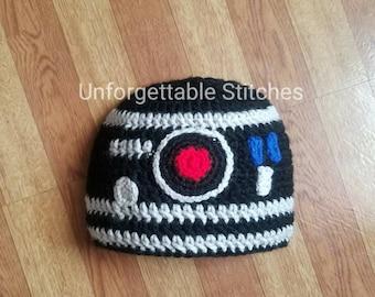 Crochet Droid Evil Twin