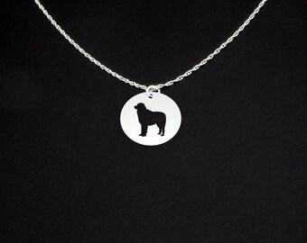 Newfoundland Necklace - Newfoundland Jewelry - Newfoundland Gift