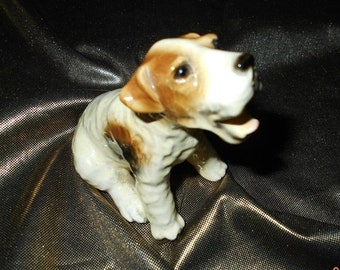 SUMMER SALE 10% Wonderful old MORTEN Studio Wired Terrier  from the 50's