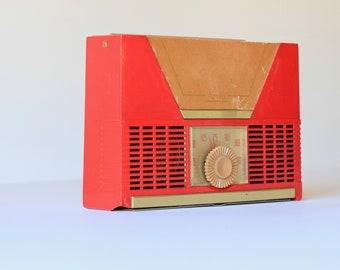 Arvin Red Radio