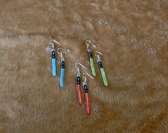 Earring Star Wars (choice of colors)