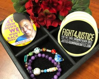 Fight4Justice Sticker