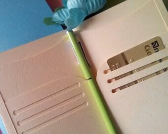 Midori accessories daily planner inserts folder passport weekly Fauxdori notebook inserts Fauxdori jennifer harvey thefoxyfix CHOICE 6 SIZES