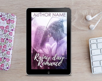 Premade eBook Cover -  Rainy Day Romance