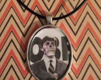 They Live Obey Portrait Necklace