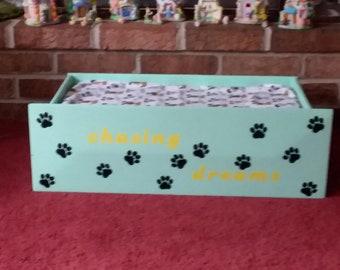Chasing Dreams Dog Bed