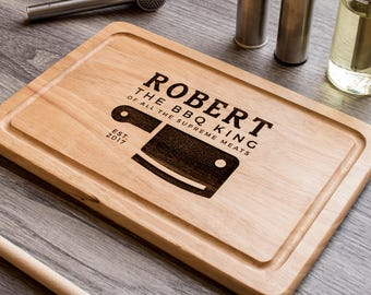 Personalised Chopping Board, Valentines Gift For Him, Foodie Gift, Personalised Cutting Board, Kitchen Decor, Custom Chopping Board
