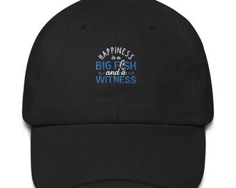 Big Fish mens hat Cotton Cap