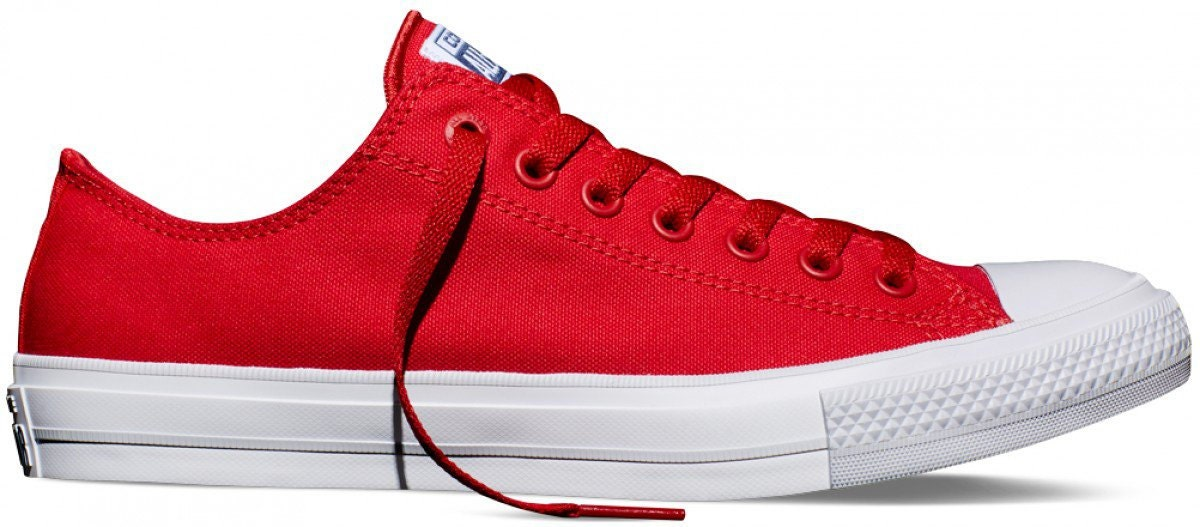 a623f8072 ... italy red converse chuck taylor ii low mens ladies mono top custom  bling w swarovski crystal
