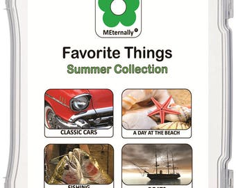 Reminiscence Therapy - Summer Collection Photo/Activity Cards