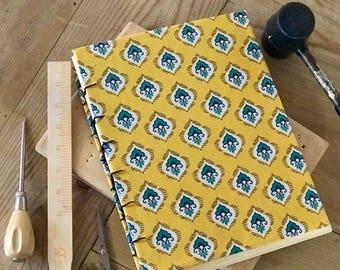 Jumbo Handmade Coptic Stitch Journal