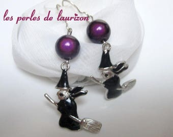 These earrings my little witch