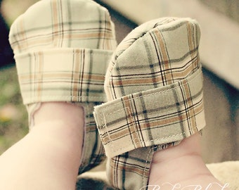 Baby Boy Soft Soled Shoes - Infant Loafer Boy Shoes