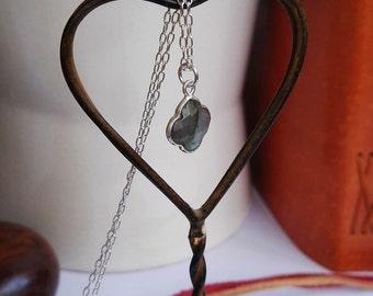 Trebol, necklace