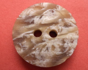 10 buttons 16mm Brown (1144) button
