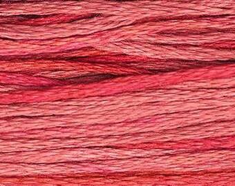 2276 Camellia - Weeks Dye Works 6 Strand Floss