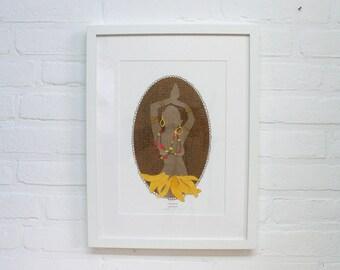 Josephine Baker Print