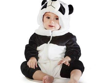Infant panda Costume Baby panda Costume  sc 1 st  Etsy & Panda costume | Etsy