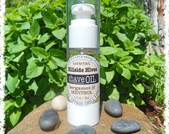 Shave Oil -  Gentleman's Grooming Products