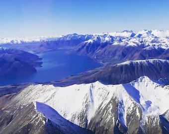 Queenstown,NZ Mountains