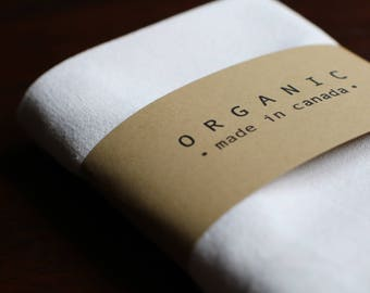 100% Organic Cotton Kitchen Towel   Untreated U0026 All Natural