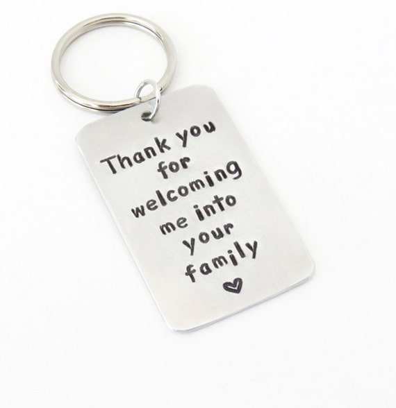Mother In Law Gifts Wedding: Father-in-law Wedding Gift Mother-in-law Gift Thank You For