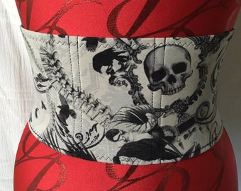 Womens Holster - Victorian Gothic Fabric Concealed Carry Option
