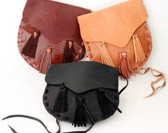 Handmade Leather Sporran