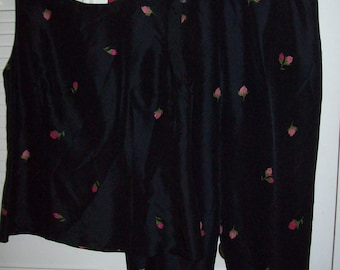 Evening 10-12, Talbot's Silk Tank Top and Pants, Party, Evening Wear, see details
