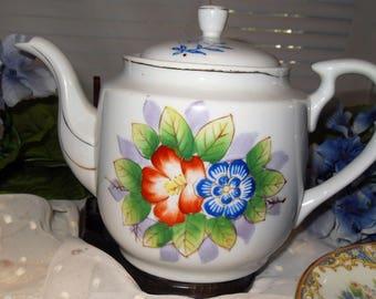 Teapot Occupied Japan