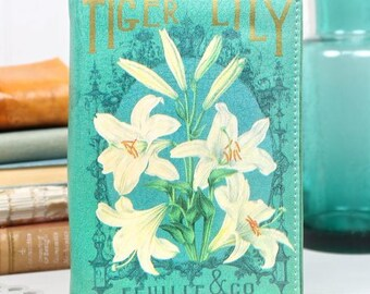 Tiger Lilly Clutch Bag