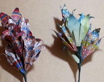 Mandala Lilies