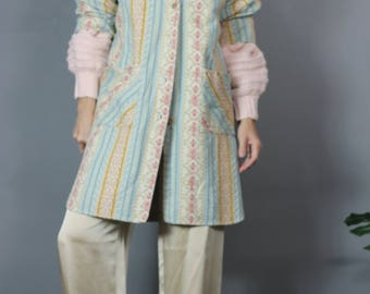 Vintage Pamela Kline Traditions Overcoat