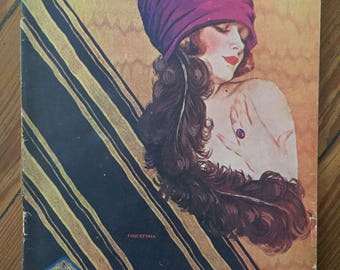 Argentine «Para ti» magazine 1929 - Para ti