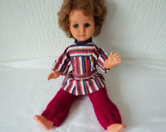 REDUCED - French Vintage Bella doll  (05625)
