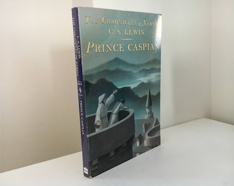 Prince Caspian by C.S. Lewis - The Chronicles of Narnia (1994 Paperback)