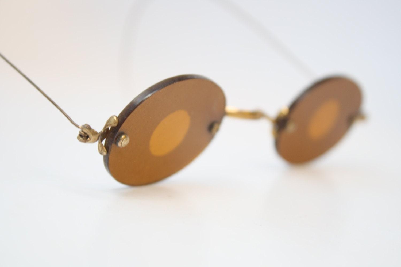 Marcos de anteojos Vintage Marcos francotirador gafas de sol