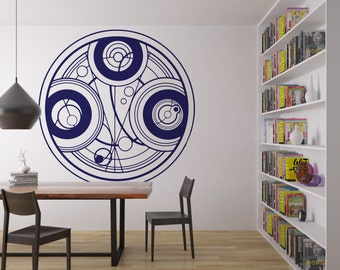 Seal of the Time Lords-inspired by Dr. Who