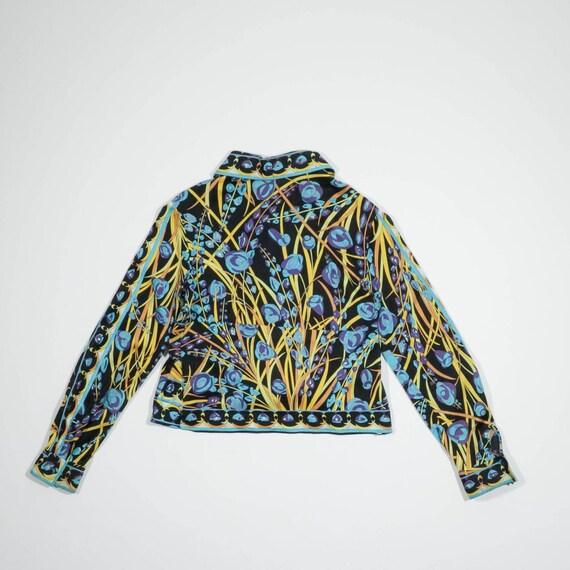 shirt shirt PUCCI EMILIO PUCCI Silk Silk EMILIO Zv5Yxxq