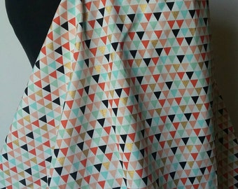 Nursing Cover, Breastfeeding Feeding Cover up, Nursing cover up,  Tiny Triangle