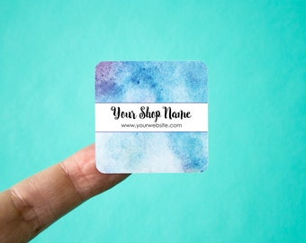 "Custom Stickers | Custom Labels | Personalized Stickers | Personalized Labels | 1.5"" Set of 60 