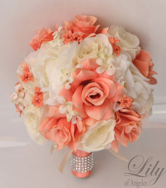 Wedding Bouquet Bridal Bouquet Bridesmaid Bouquet Silk