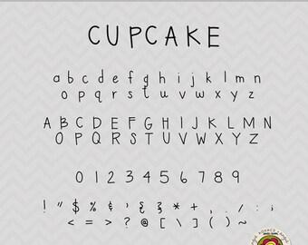 Cupcake - TTF Font