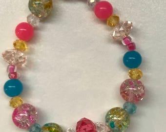 Colorful & Spring Bracelet