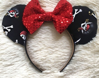 Pirates Life Mickey Ears