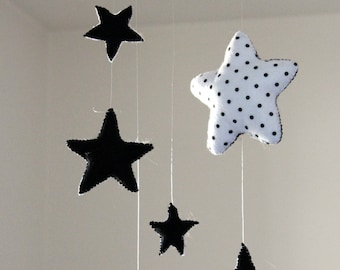 Lullaby, Baby Mobile, stars and starlets